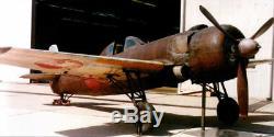 WW2 Imperial Japanese Army Aircraft Inclinometer- Ki-115 Kamikaze RARE