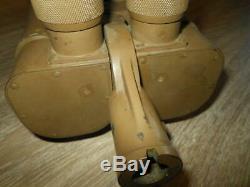 WW2 Imperial Japanese Army BIG EYE 15x80 COMMANDER BATTERY OPTICS RARE