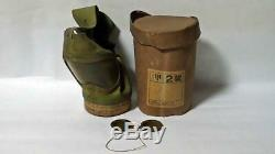 WW2 Imperial Japanese Army Compact Gas mask 1943 Military Antique Free/Ship