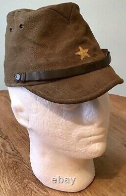 WW2 Imperial Japanese Army Field Cap