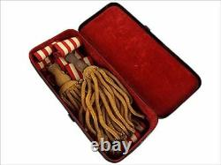 WW2 Imperial Japanese Army Field Officer Decorative Band Shipping Free From JPN