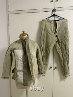 WW2 Imperial Japanese Army Jacket and Pants SHOWA18(1943)private first-class