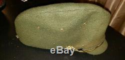 WW2 Imperial Japanese Army Military EM NCO'S Wool Uniform Hat CAP with Star