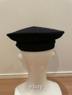 WW2 Imperial Japanese Army Navy Sailor Hat Military Cap Officer Cap Antique