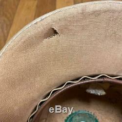 WW2 Imperial Japanese Army Summer Helmet Tropical helmet Very Rare Free/Ship