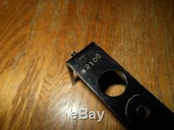 WW2 Imperial Japanese Army Surveying Protractor Mortars MG Artillery V. RARE