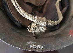 WW2 Imperial Japanese Army Type 90 Helmet