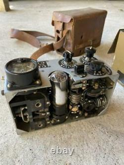 WW2 Imperial Japanese Army Type 94 No. 6 Radio 1944 Military