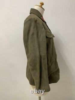 WW2 Imperial Japanese Army Type 98 Jacket SHOWA18(1943) private first-class