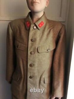 WW2 Imperial Japanese Army Wool Combat Service Uniform and Trousers