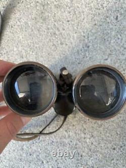 WW2 Imperial Japanese Army binoculars Toku 93 Military Antique Free/Ship