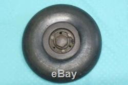 WW2 Imperial Japanese Army fighter tail wheel Very Rare! Military