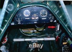WW2 Imperial Japanese Navy Aircraft MODEL 2 INCLINOMETER A6M Zero MXY-7 Ohka