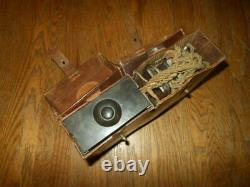 WW2 Imperial Japanese Navy / Field Trench Phone Telephone RARE EARLY VARIANT