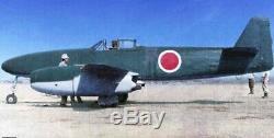 WW2 Imperial Japanese Navy Model 2 OIL PRESSURE GAUGE Kikka L2D G3M RARE
