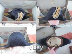 WW2 Imperial JapaneseNavy formalwear hat military Free/Ship