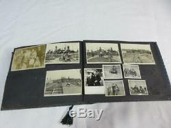 WW2 Japanese Army Photo book 173 pics antique imperial picture Album WWII F/S