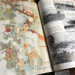 WW2 Japanese Army Photo book antique imperial picture Album WWII F/S