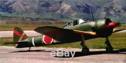 WW2 Japanese Imperial Army Type 98 Airspeed Indicator Ki-43 Ki-100 Ki-61 LATE