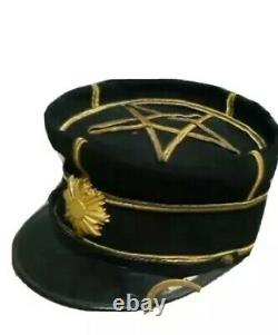 WW2 Japanese Imperial Army officer Hat Cap military Hat New Very Good replica
