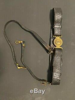 WW2 Japanese Imperial Navy General Officer Sword Belt