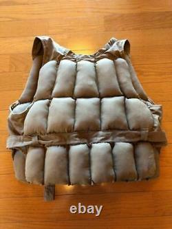 WW2 Japanese Imperial Navy Vest Lifejacket Kamikaze Life Vest Kapok