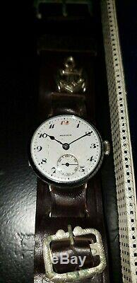 WW2 Japanese Imperial RARE NAVY WATCH COLLECTIBLE original WITH BOX