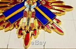 WW2 ORDER of GOLDEN KITE MEDAL Copy Imperial JAPANESE Nippon Kinshi Kunsh