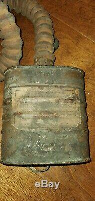 WW2 original imperial japanese army gas mask military COLLECTIBLE