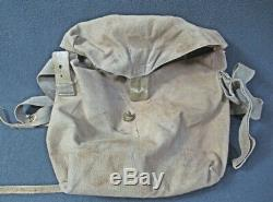 WW2 original imperial japanese army gas mask military pacific war soldier