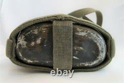WWII IJA Imperial Japanese Guadalcanal Relic Canteen Water Flask With Cork & Sling