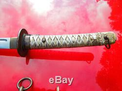 WWII Imperial Japanese Army NCO Sword