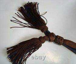 WWII Imperial Japanese Army officer's sword TASSEL gunto Collection F/S JPN Used