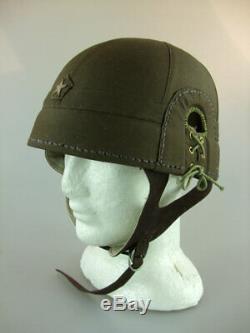 WWII Japan IJA Imperial Japanese Army Tank Tanker Helmet