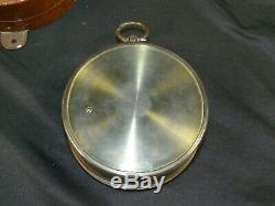 WWII Japanese Imperial Navy WW2 Japan Naval Ship Barometer Type 1 Yanaghi Yanagi