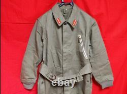World war2 wwII imperial Japanese army parachute suit flight uniform replica
