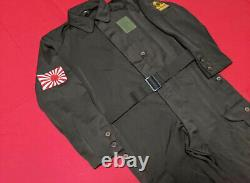 World war2 wwII imperial Japanese navy aviation suit flight uniform Replica