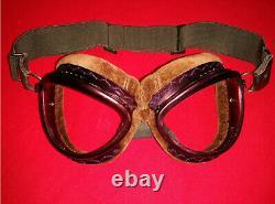 Worldwar2 wwII ww2 imperial japanese hawk eye goggle kamikaze Air Force Replica