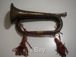 Ww2 Japanese Imperial Army Militaria Bugle Original Military Japan Original