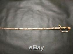 Ww2 Japanese Imperial Army Sword Showa Gunto Militaria Ww Japan #1