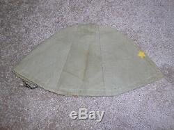 Ww2 Japanese Imperial Japanese Helmet Cloth Cover