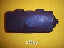 Wwii Imperial Japanese Army Ija Navy Nlf Leather Rear Rifle Ammunition Pouch