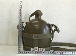 Y1242 Imperial Japan Army water bottle canteen military Japanese WW2 vintage