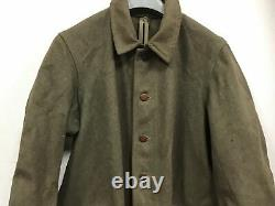 Y1895 Imperial Japan Army Coat outerwear personal gear Japanese WW2 vintage