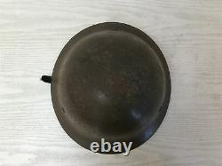 Y1974 Imperial Japan Army Iron Helmet military gear Japanese WW2 vintage