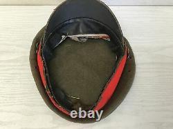 Y2365 Imperial Japan Army Uniform cap Hat personal gear Japanese WW2 vintage